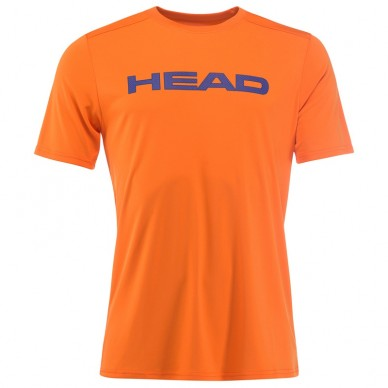 Camisetas Head Basic Tech T-Shirt FO M 2018