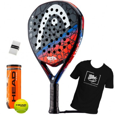 Palas de padel Head Graphene Touch Delta Elite 2018