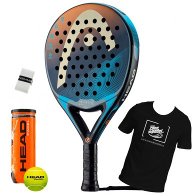 Palas de padel Head Graphene Touch Zephyr Ultra Light 2018