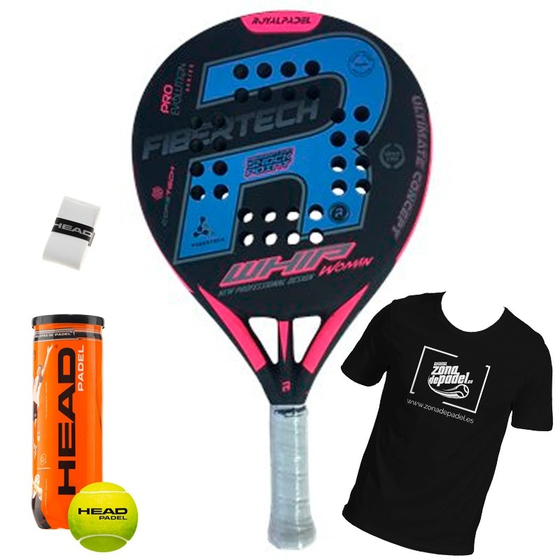 Pala Royal Padel RP790 Whip Woman 2018
