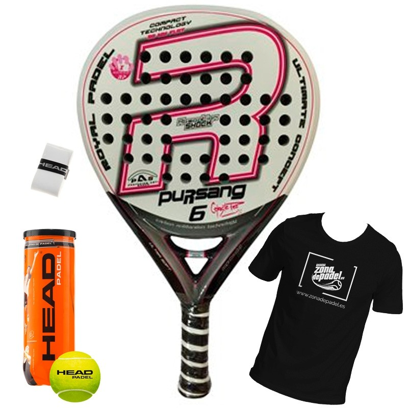 Pala Royal Padel RP 787 Pursang Woman 2018