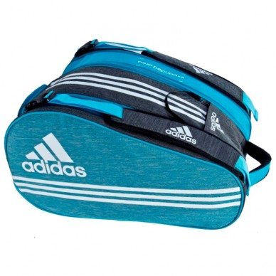 Paleteros de Padel Adidas Racket Bag Supernova Blue 1.8 2018
