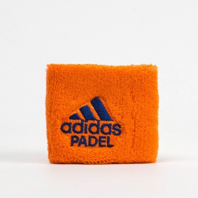 Muñequeras de padel Wristband S Orange 2018