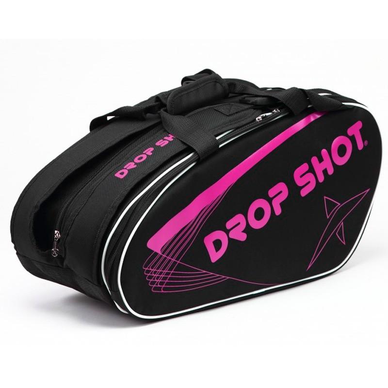 Paletero Drop shot Draco Fucsia 2018