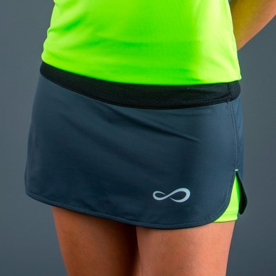 Faldas y vestidos de padel  Skirt Cross Green 2018