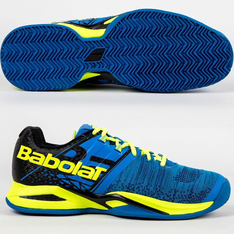 Zapatillas Propulse Blast Padel Bleu Black 2018
