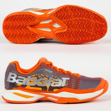 Zapatilla Jet Team Padel W Blue / Orange 2018