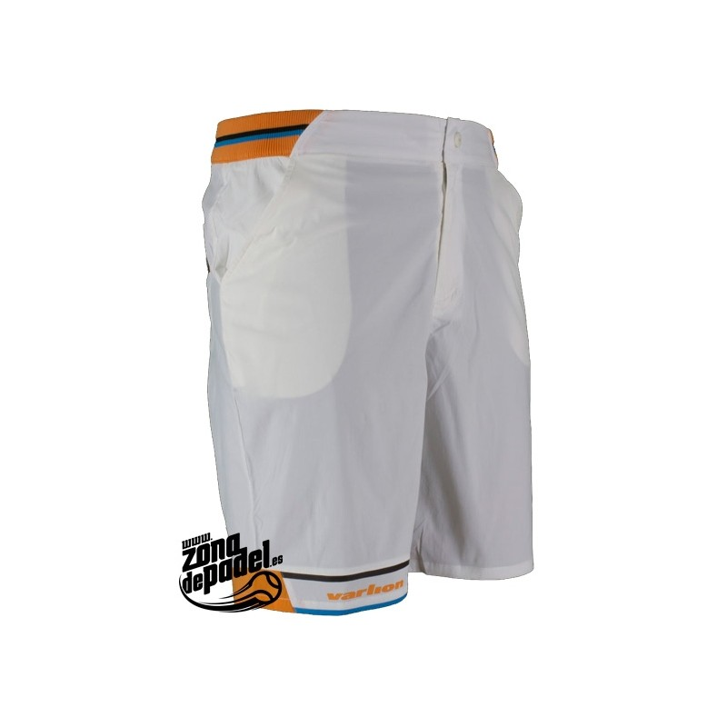 Pantalon Corto Varlion Original Blanco