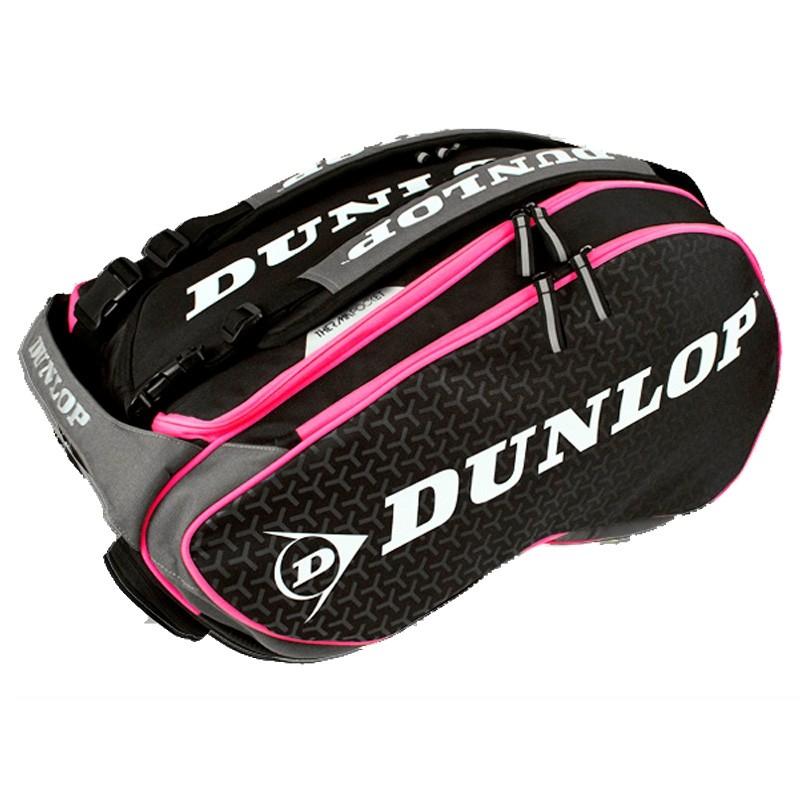 Paletero Dunlop Elite Black / Pink 2018