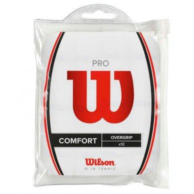 Overgrip Pro Overgrip Comfort 12Pk WH