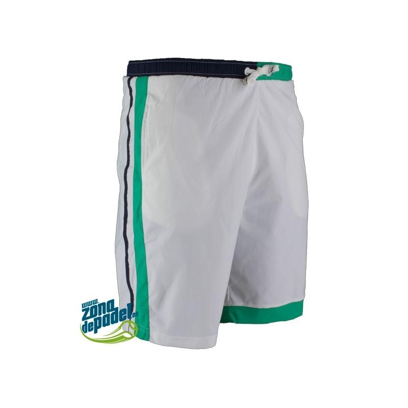 Pantalon Corto Revival Blanco
