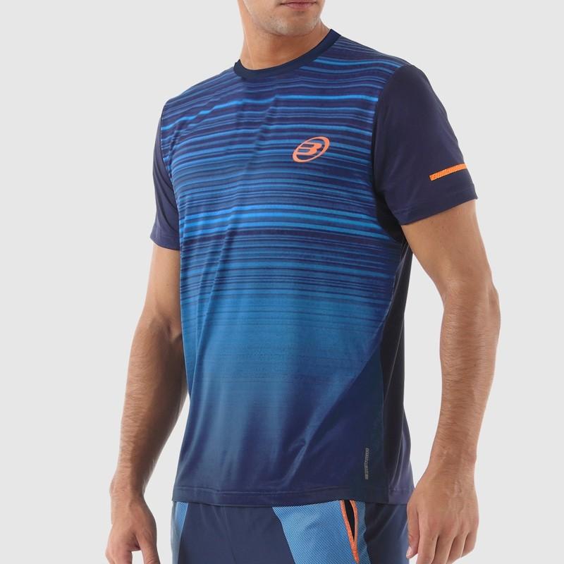 Comprar Camiseta Bullpadel Torrita Azul 2018 - Zona de Padel 14ae1169975