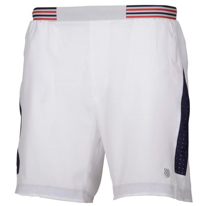Pantalon Kswiss Corto Heritage White 2018