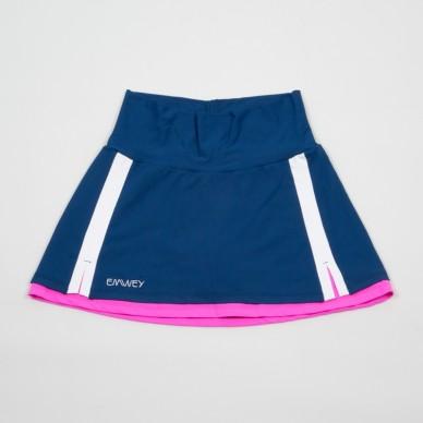 Faldas y vestidos de padel  Vuelo Denim / Rosa 2018