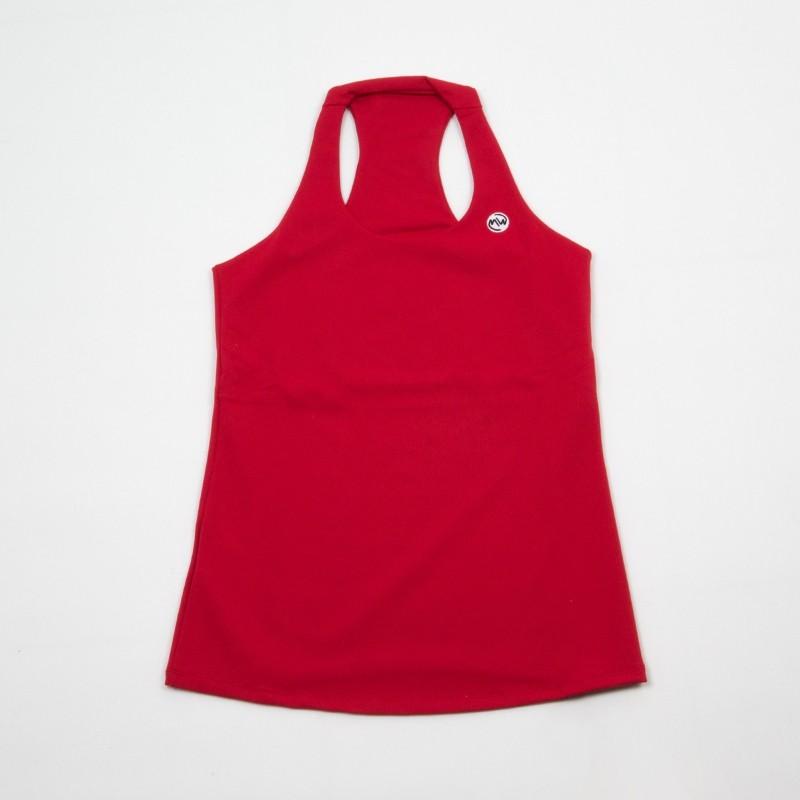 Camiseta Emwey Deportiva Roja 2018