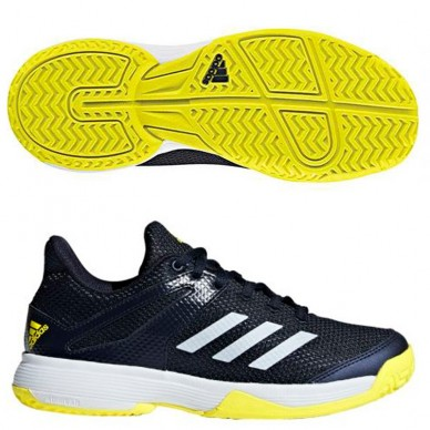 Zapatillas Adizero Club K Legend Ink/Ftwr White/Shoc 2018