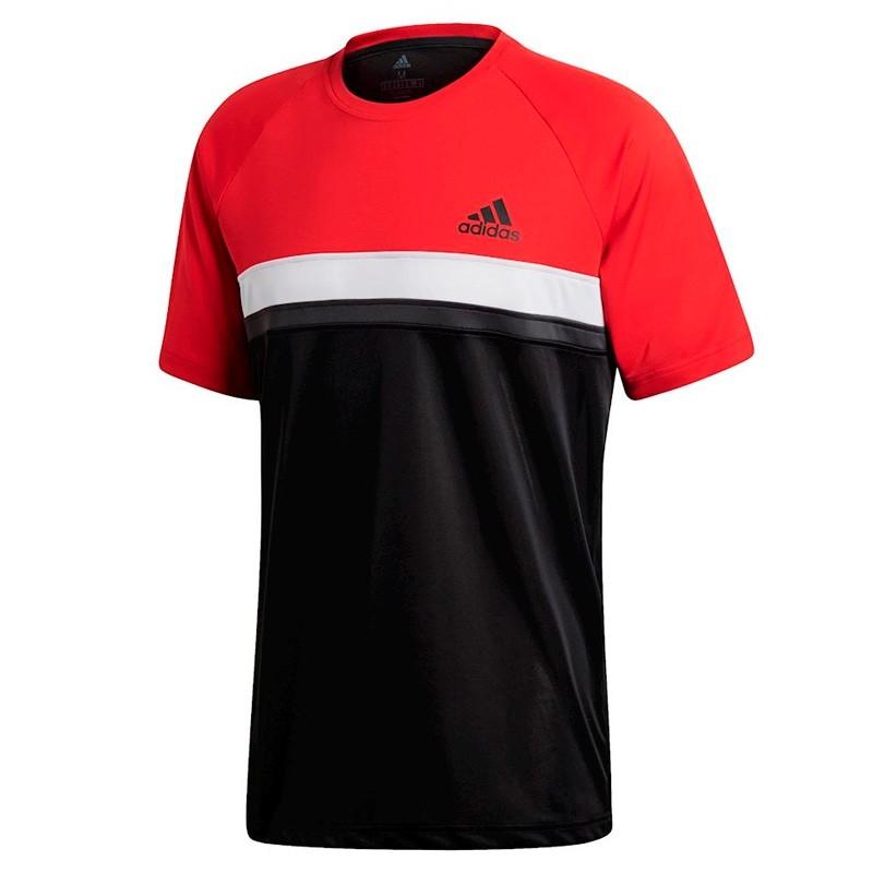 Camiseta Adidas Club C/B Scarle 2018
