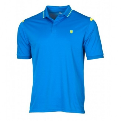 K-Swiss Polo Back-Court Strong Blue 2018