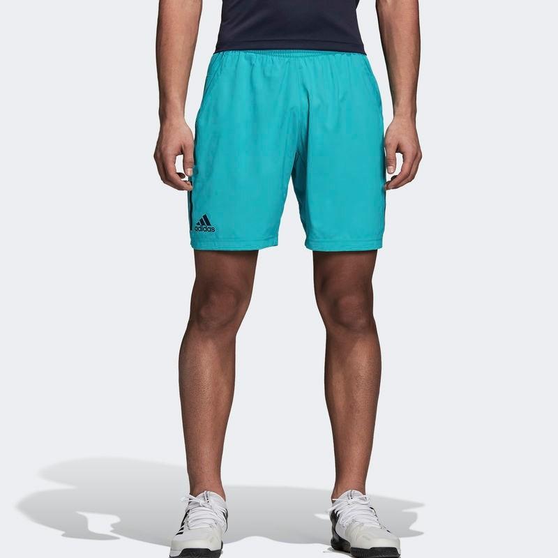 Pantalon Adidas Corto Club Hi-Res Aqua 2018. Adidas Padel b428f29bce3