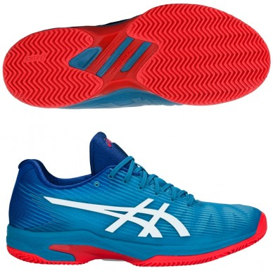 asics gel resolution 7 clay azul e702y 4393