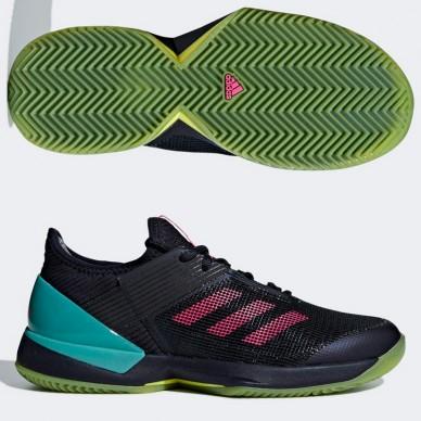 Adidas  Adizero Ubersonic 3 W Legend Ink  2018
