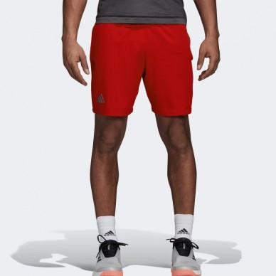 Adidas Pantalón Corto Barricade Scarlet 2018