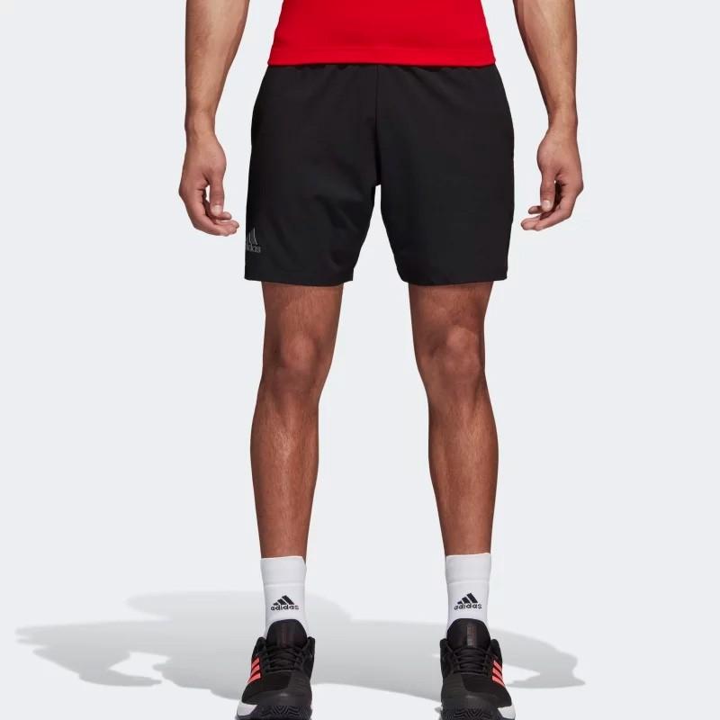Pantalón Adidas Corto Barricade Black 2018
