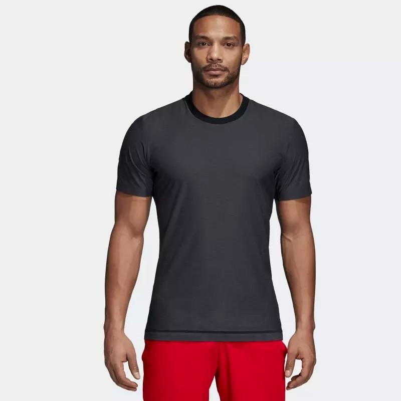 Camiseta Adidas Barricade Black Heather 2018