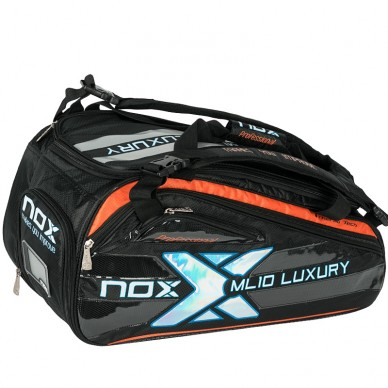 NoxPaletero Thermo ML10 Luxury Plata