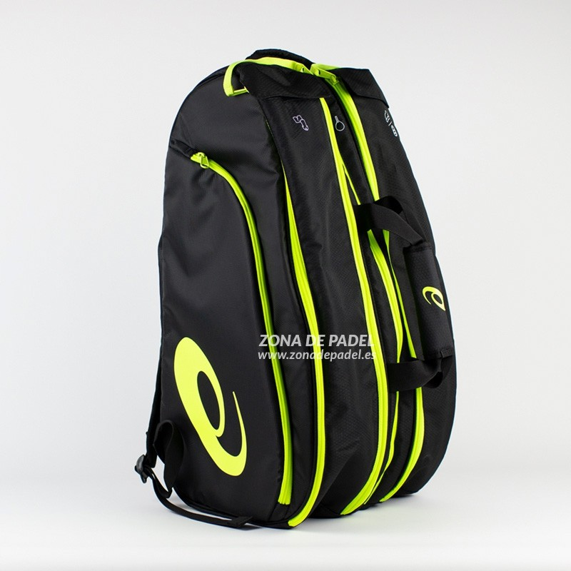 Paletero Asics Padel Bag Performance Black 2018