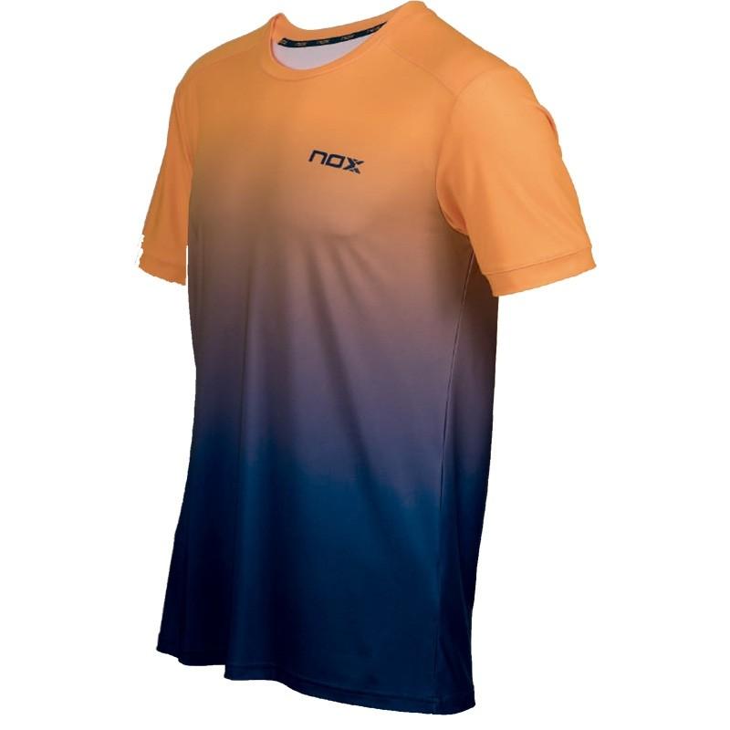 Camiseta Nox Pro Naranja Flúor 2018