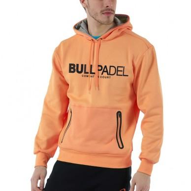 BullpadelSudadera Ortex Naranja