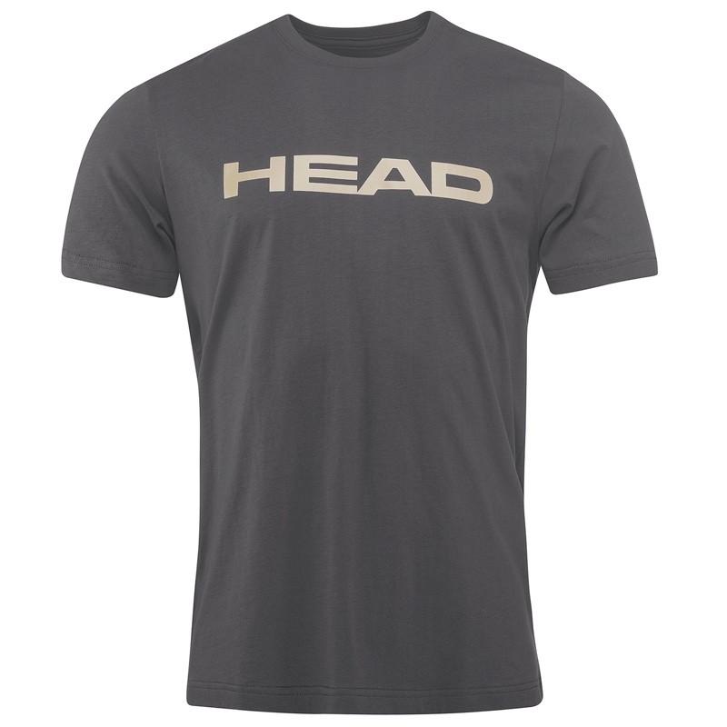 Camiseta Head Ivan T-Shirt M Gris 2018