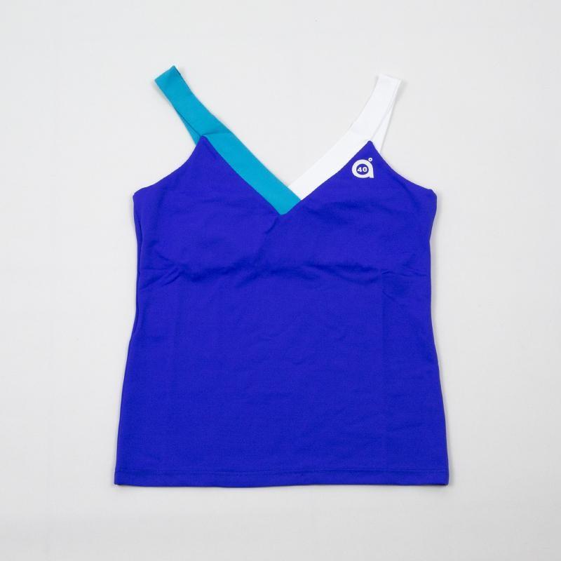 Camiseta a40grados Cisne Lt Azul 2018