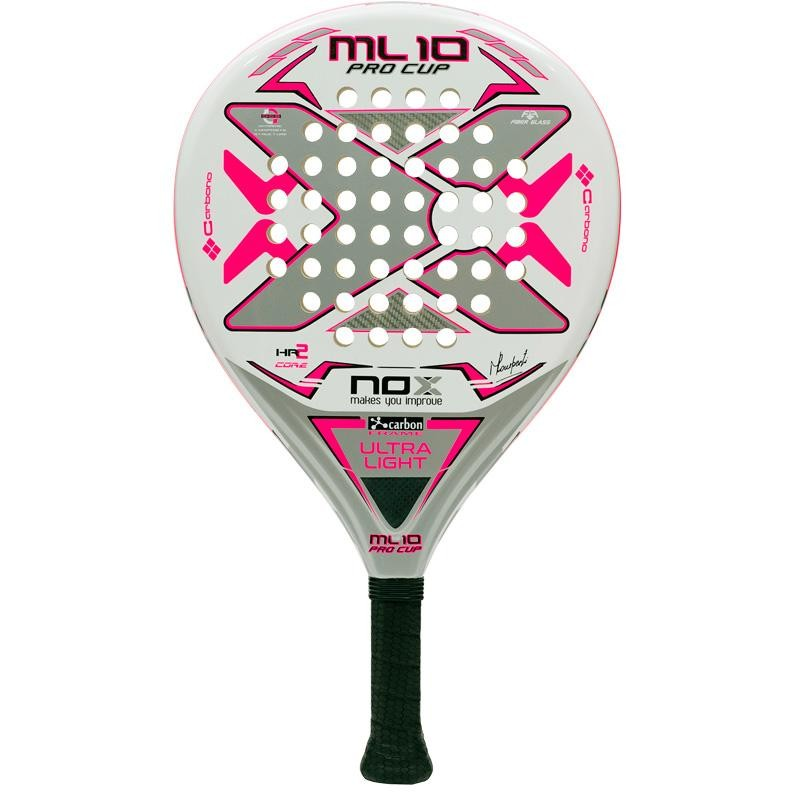 Pala Nox ML10 Pro Cup Ultra Light Silver 2019