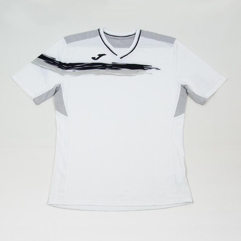 Camiseta Joma Picasho White Black 2017