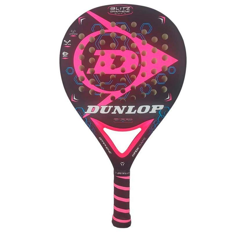 Pala Dunlop Blitz Graphene Soft 2018