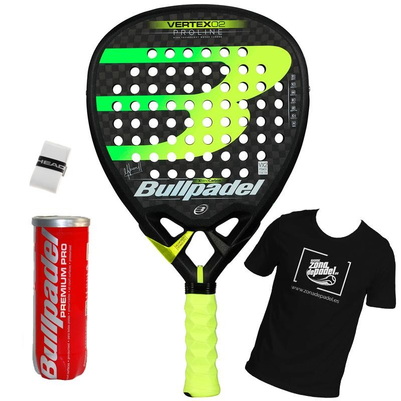 Pala Bullpadel Vertex 2 2019