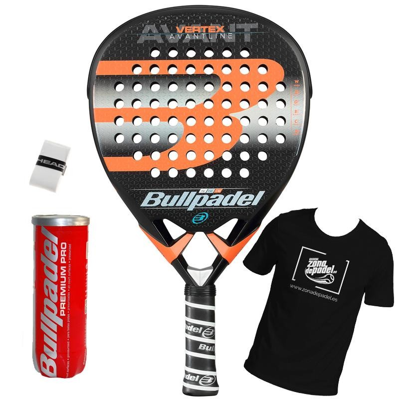 Pala Bullpadel Vertex 2019