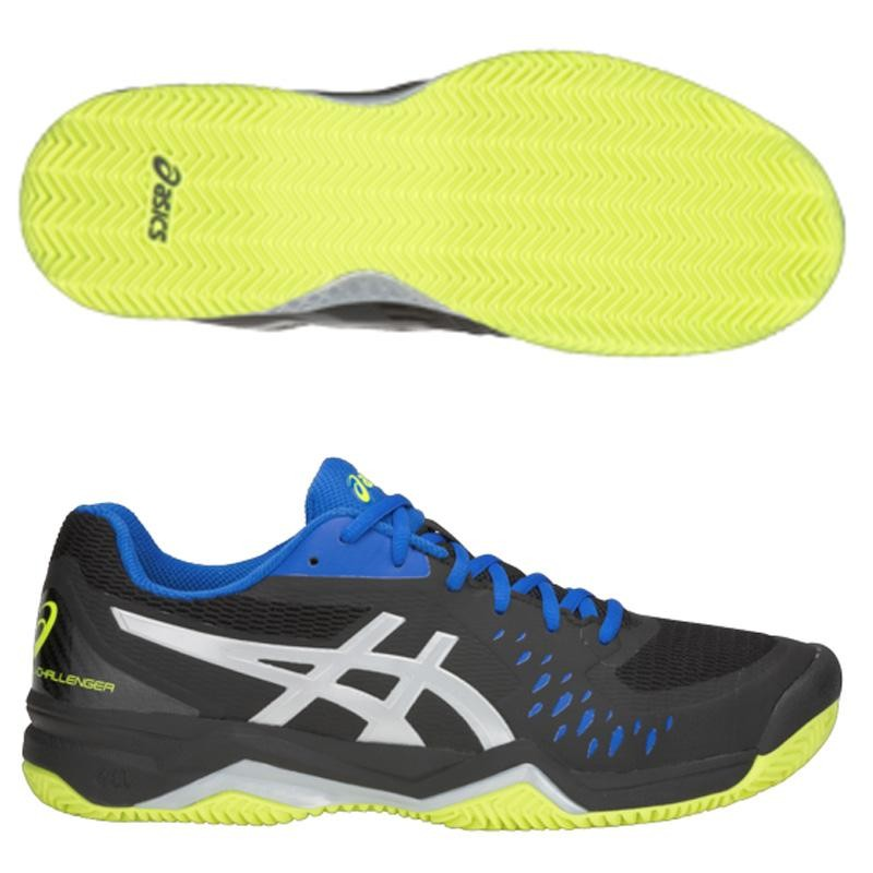 Zapatillas Asics Gel Challenger 12 Clay Black 2019