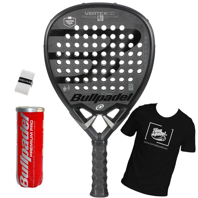 Pala Bullpadel Vertex 2 Master Final LTD Edition