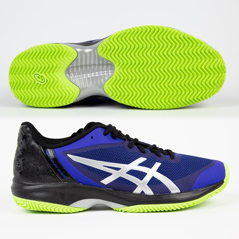Zapatillas gel court speed clay blue 2019