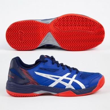 9a44101e4 Comprar zapatillas Asics Gel Padel Exclusive 5 SG Rosas y Azules ...