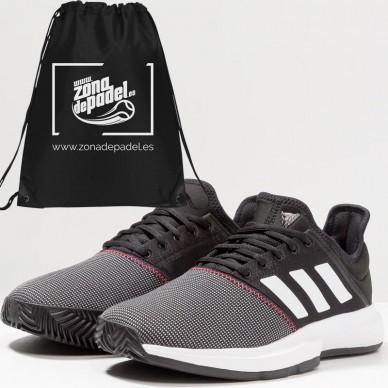 new styles 3f97a b660c Adidas Zapatillas Game Court M Core Black 2019
