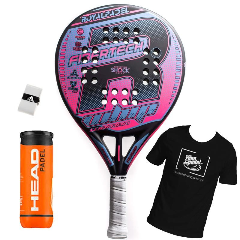 Pala Royal Padel rp 790 Whip Woman 2019
