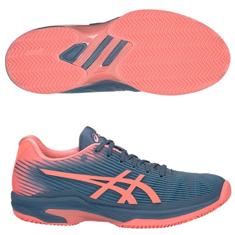 74dde69ce Zapatillas Asics Solution Speed FF Clay Woman Grand Shark 2019
