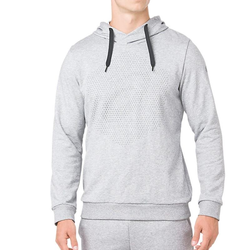 Sudadera Essential French Terry GPX Grey 2019