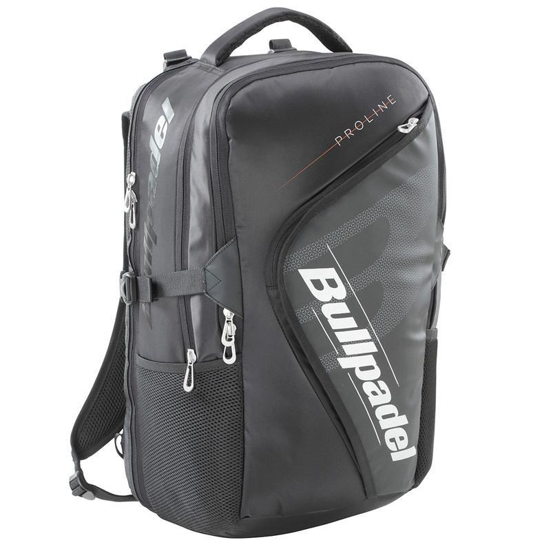 Mochila Bullpadel Pro Backpack BPP-19003 Negra 2019