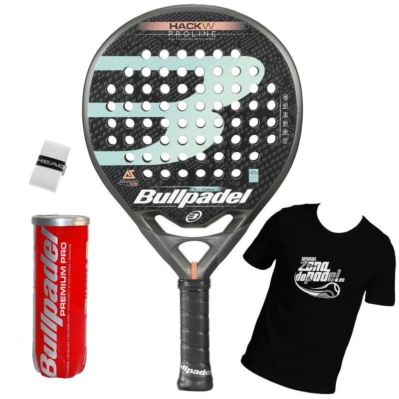 Pala Bullpadel Hack W 2019