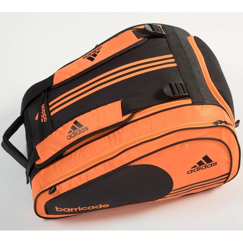 Paletero Adidas Barricade 1.9 Orange 2019